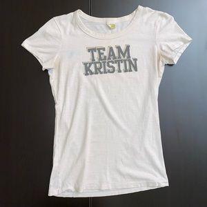 """""""TEAM KRISTIN"""" Hollister Shirt"""